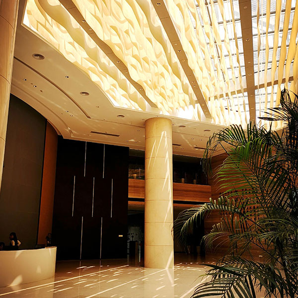 厦门奥佳华科技公司办公大楼