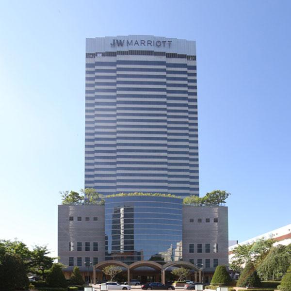 首尔半坡JW万豪度假酒店