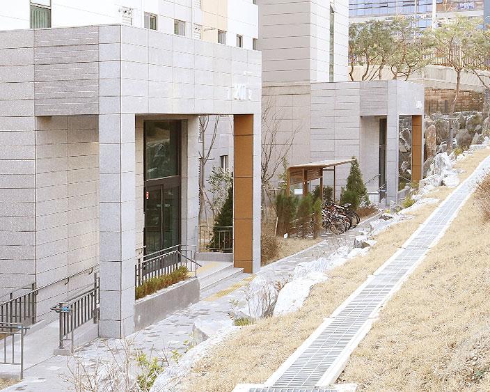 蔚山KCC小区